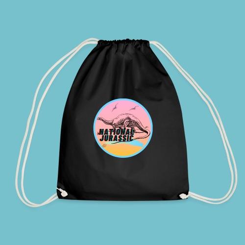National Jurassic - Drawstring Bag