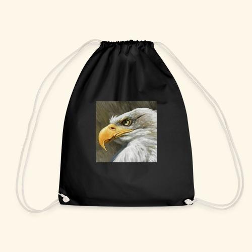 Bald Eagle - Drawstring Bag