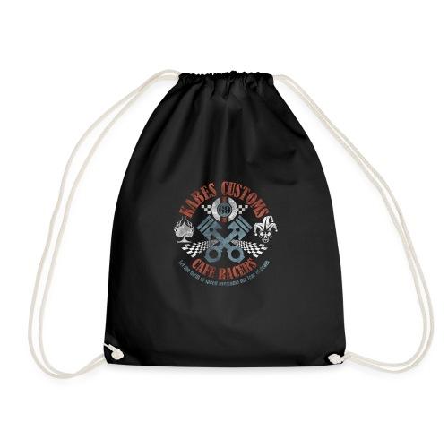 Kabes Cafe Racers T-Shirt - Drawstring Bag