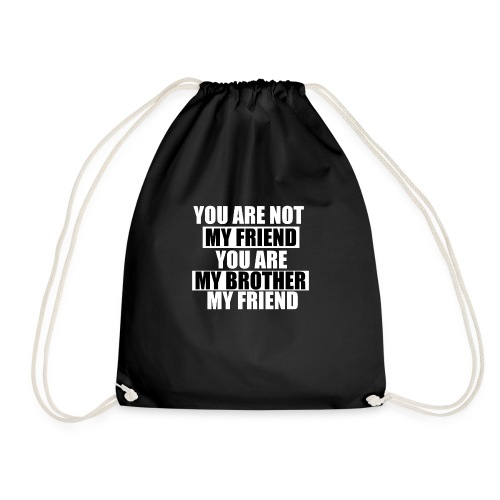 my friend - Sac de sport léger