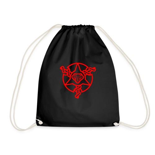 Painkiller Movie Logo - Drawstring Bag