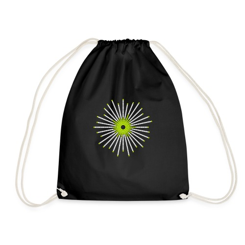 fancy_circle - Drawstring Bag