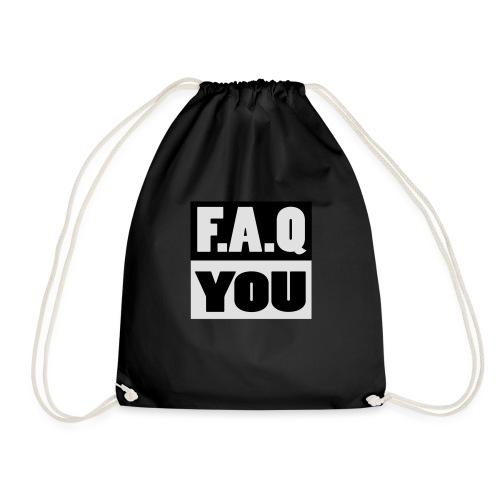 F.A.Q.You - Turnbeutel