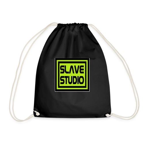 Slave Studio logo - Sacca sportiva