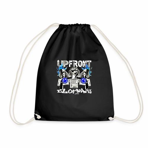 Upfront Clothing DJ Merchandise - Drawstring Bag