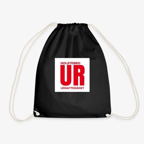 UR stor logo - Sportstaske