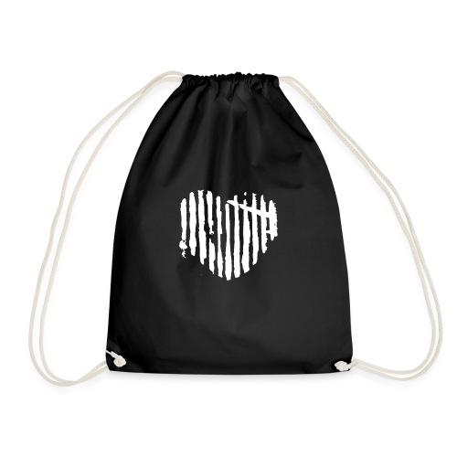 HERZBLUT GIRL SPAGETTHI RED - Drawstring Bag