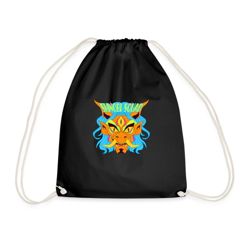 Shinobi Squad 55 - Drawstring Bag