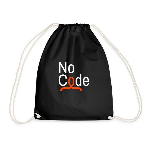 We love NoCode superpowers - Drawstring Bag