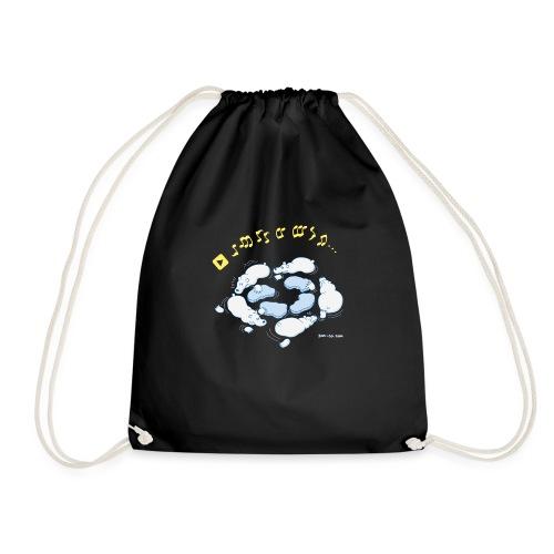 Playing Musical Chairs - Drawstring Bag