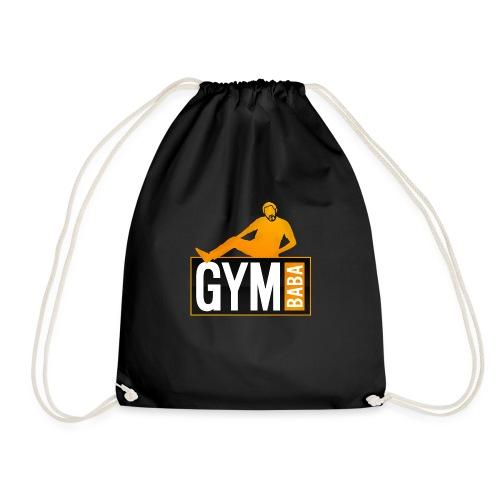 gym-baba-2-org-txtBlc dgr - Sac de sport léger