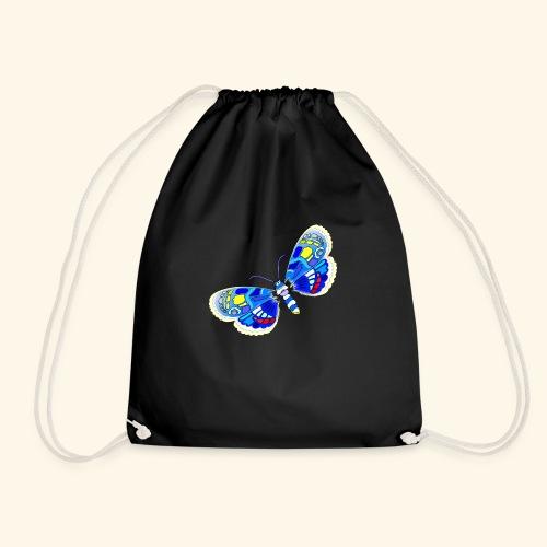 Butterfly 6 - Drawstring Bag