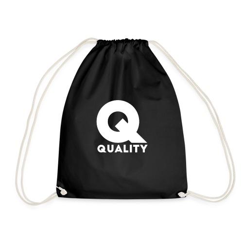 Quality White - Mochila saco