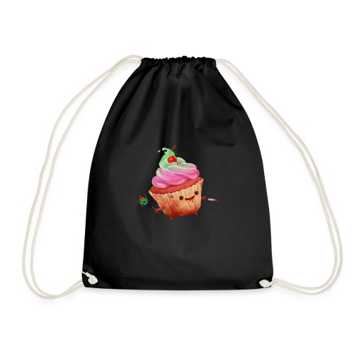 Hell-in-a-cake - Drawstring Bag