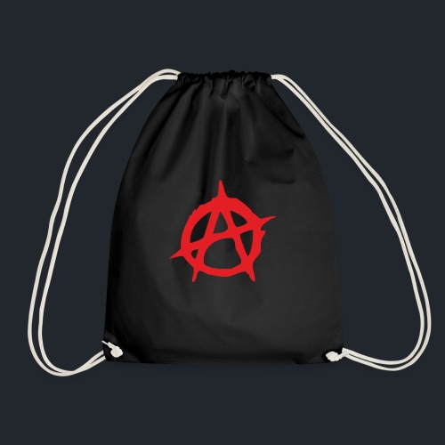 Anarchie Red - Turnbeutel