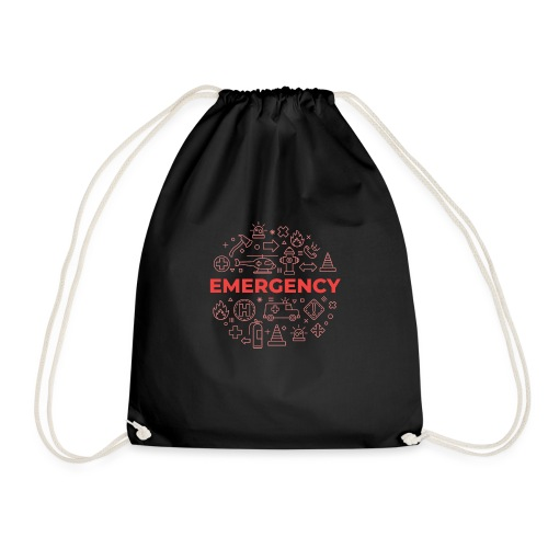 Emergency - Turnbeutel