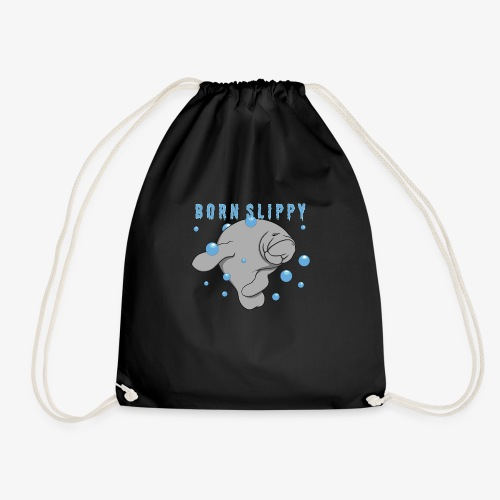 Born Slippy - Drawstring Bag