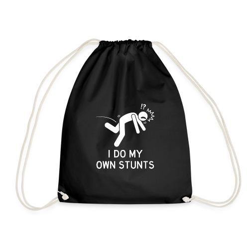 Jeg gjør mine egne stunts - Gymbag