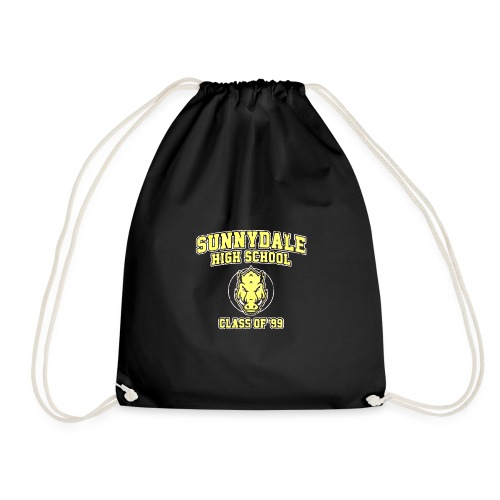 Sunnydale High School logo merch - Sacca sportiva