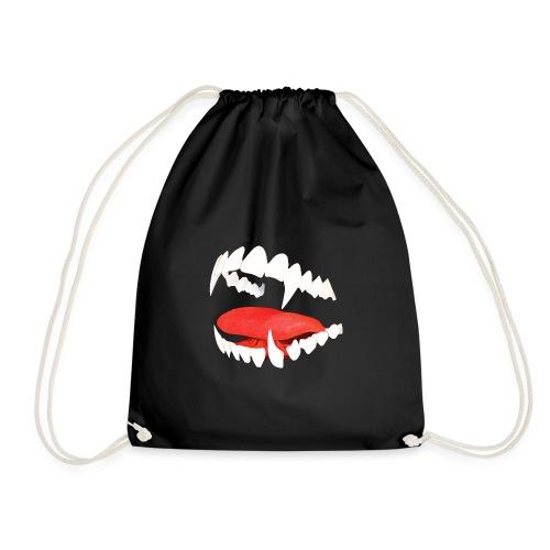 FANGS - Drawstring Bag