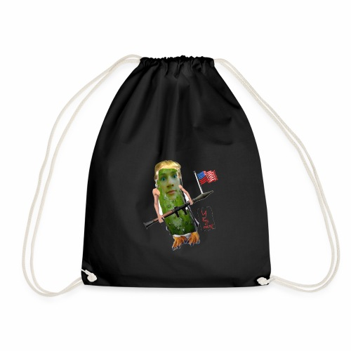 We also hire pickels - Drawstring Bag