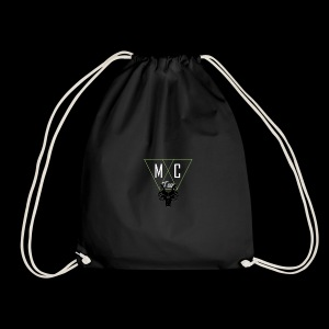 M.C.Tees Logo on our new collection - Drawstring Bag