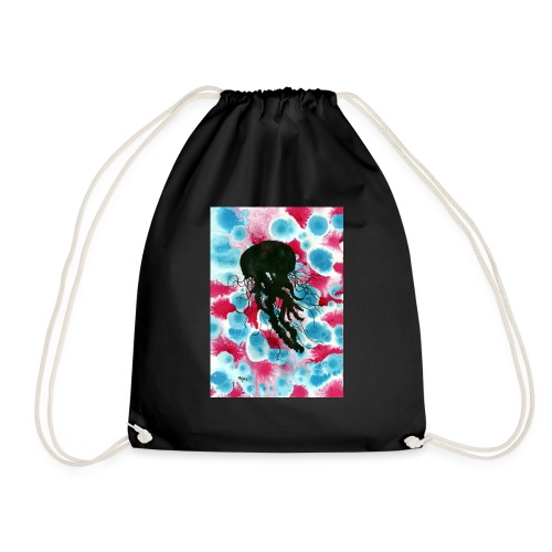 jellyfish - Drawstring Bag