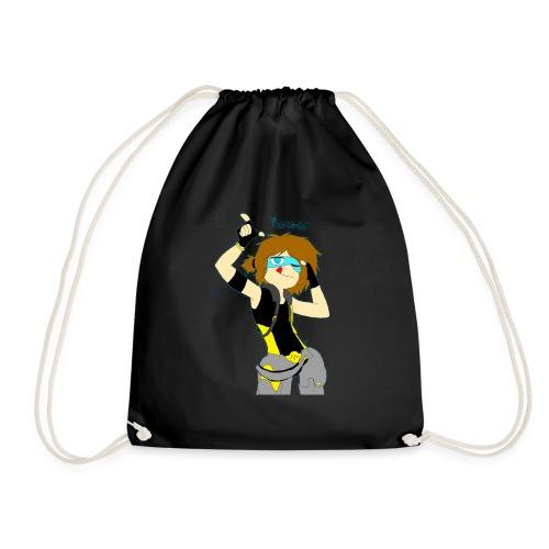 RICK-SENPAI - Drawstring Bag