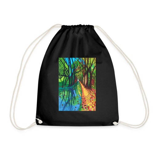 Canal Walk - Drawstring Bag