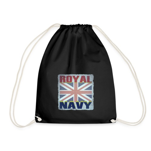 ROYAL NAVY - Drawstring Bag
