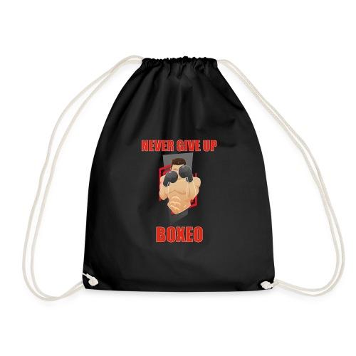 Boxeador en guardia - Mochila saco