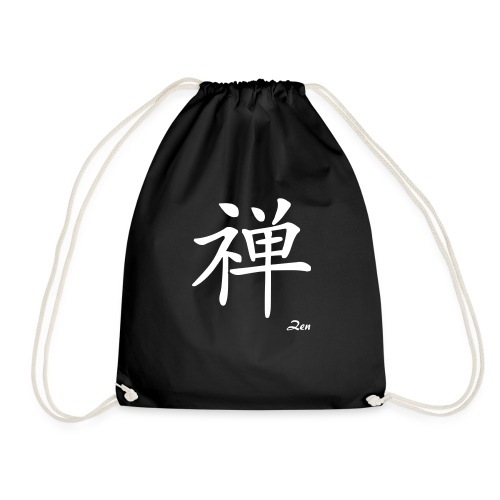 signe chinois zen - Sac de sport léger