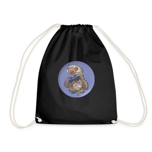 SlothGamer Channel Logo - Drawstring Bag