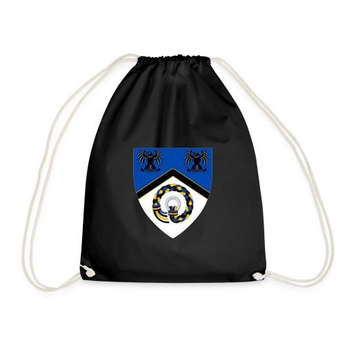 Hrafnarfjall Shield - Drawstring Bag
