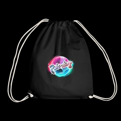 Polarities Logo - Drawstring Bag