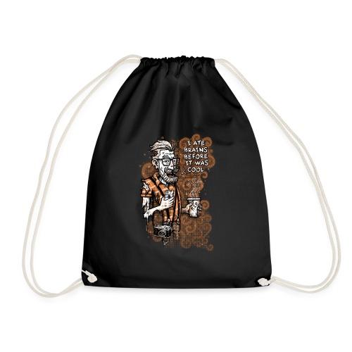 Zomb Hipster - Drawstring Bag
