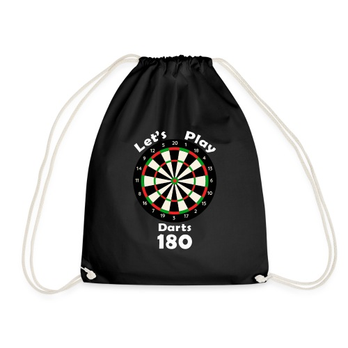 lets play darts - Gymtas