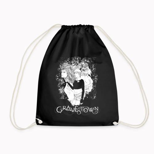 Emma with Faerie - Drawstring Bag