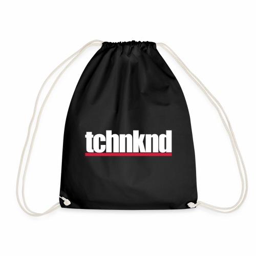 tchnknd minimal Technokind hard Rave Festivals DJs - Turnbeutel