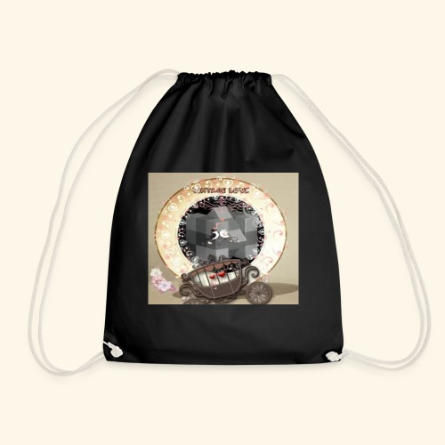 vintage contest - Drawstring Bag