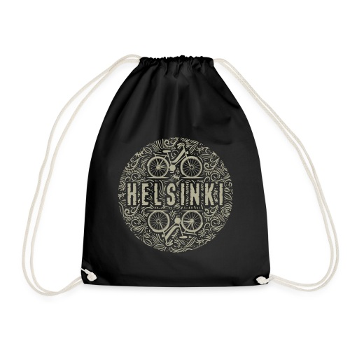 HELSINKI BICYCLE LIFE Textiles, Gifts for You! - Jumppakassi