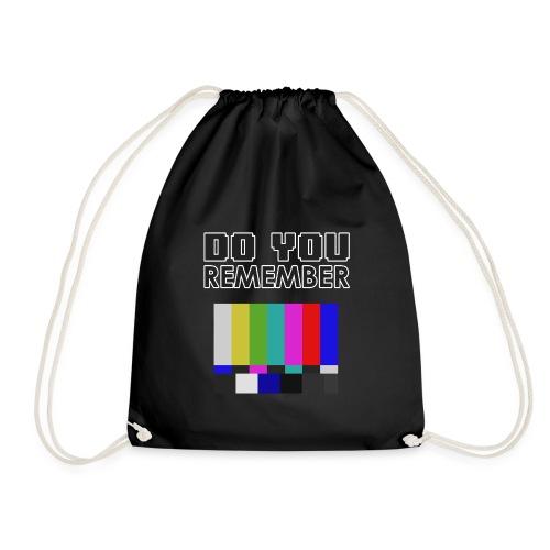 do you remember old tv - Sac de sport léger