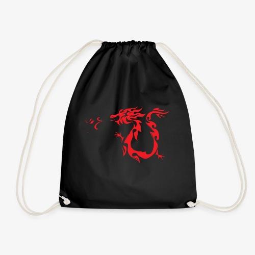 Red Dragon - Sacca sportiva
