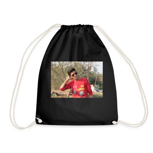 IN SIDDIPET MODEL NAZEER SMART ACTER - Drawstring Bag