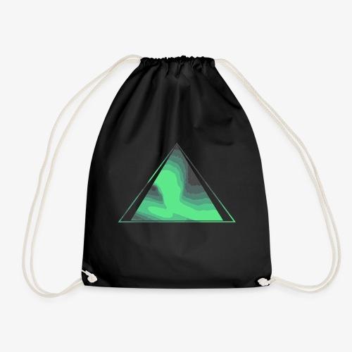 Aurora 10 - Drawstring Bag