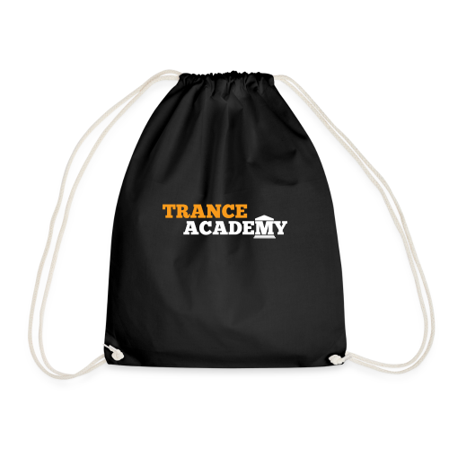 Trance Academy Logo - Drawstring Bag