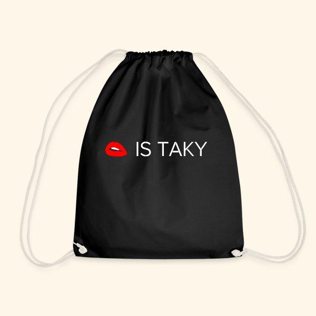 Is Taky White