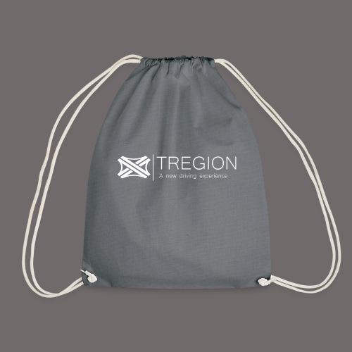 Tregion Logo wide - Drawstring Bag