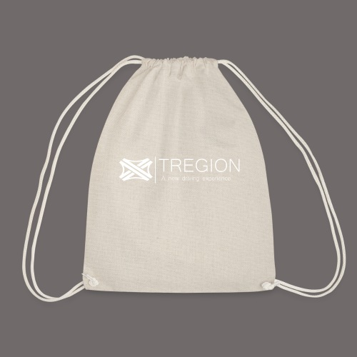 Tregion Logo wide - Drawstring Bag