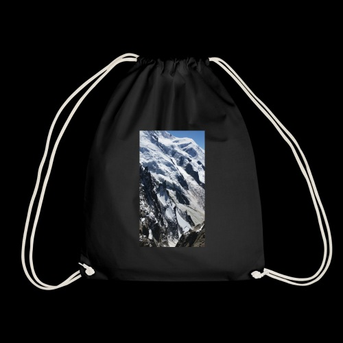 Mountain design - Drawstring Bag